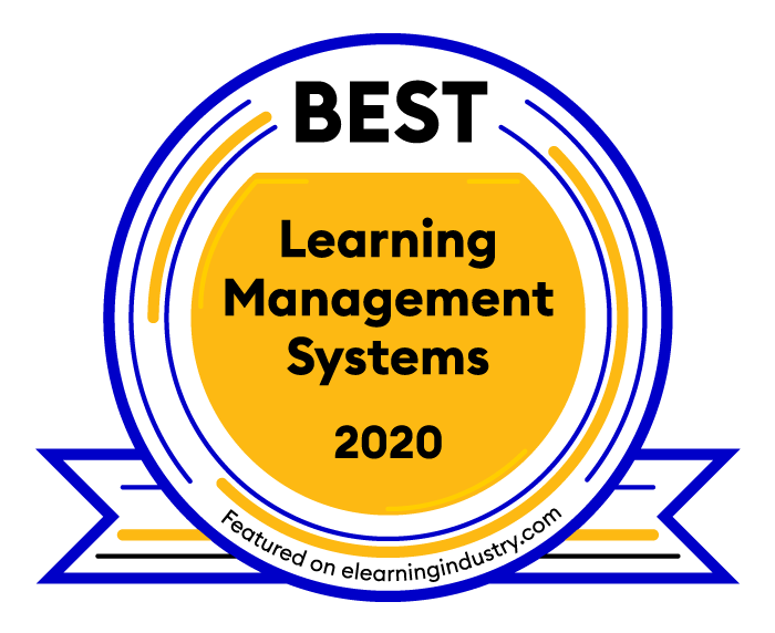 eLearning Industry Top 20 LMS 2020