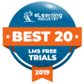 eLearning Industry Best LMS Free Trials 2019
