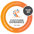 eLearning Industry Customer Experience 2019