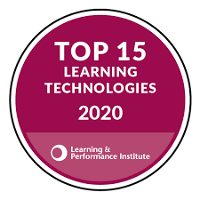 LPI Learning Technologies 2020 Top 15