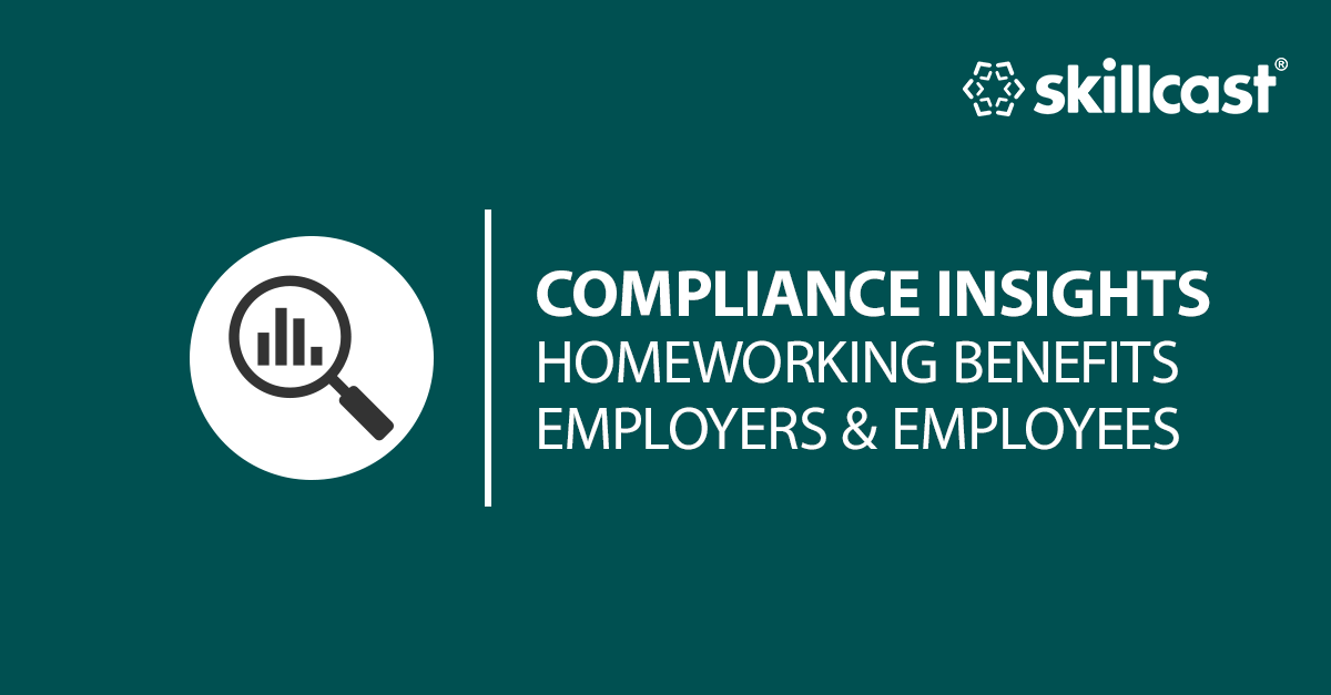 Homeworking Benefits UK Employers & Employees
