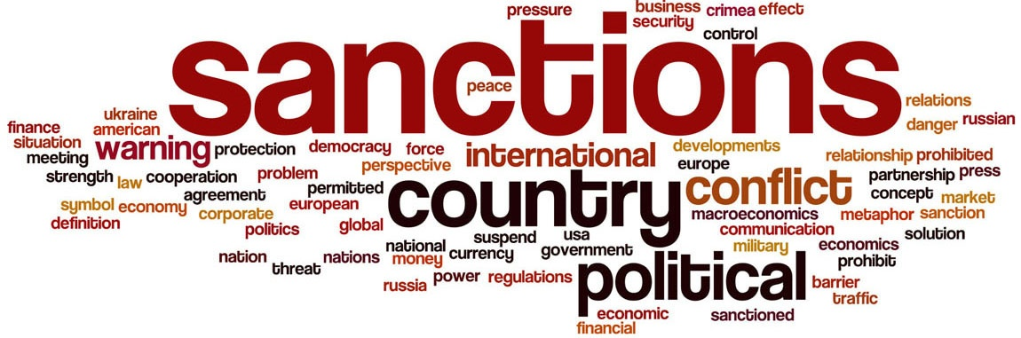 are you compliant with sanctions laws