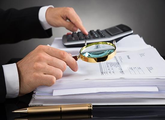 identifying internal fraud
