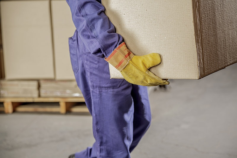 safer lifting and handling