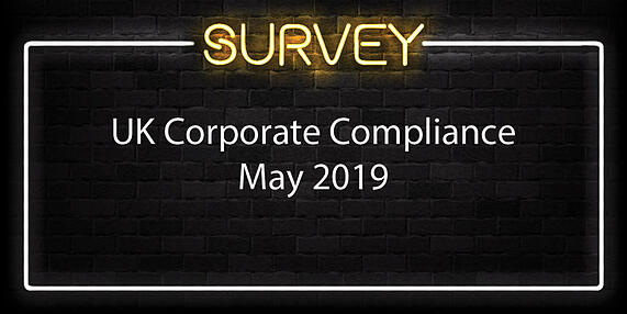 UK Corporate Compliance Survey
