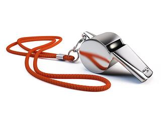 what whistleblowers want