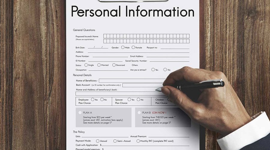 Safeguarding Personal Data in Workplace