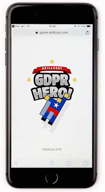 How to Play GDPR Hero