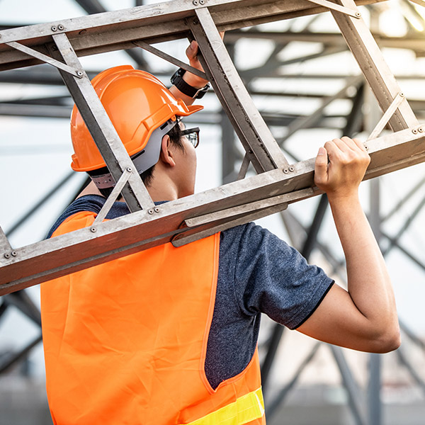 Ladder & Stepladder Use