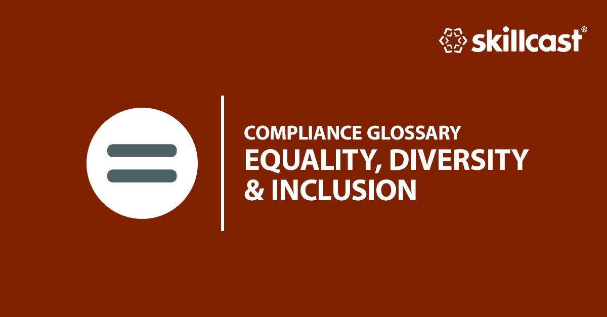 Equality Glossary