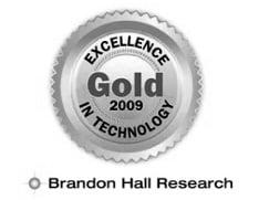 Brandon Hall Research Gold Award 2009
