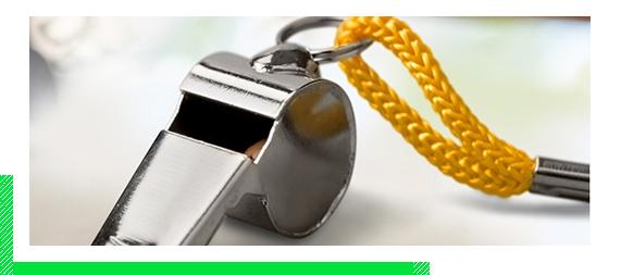 Whistleblowing Training Presentation