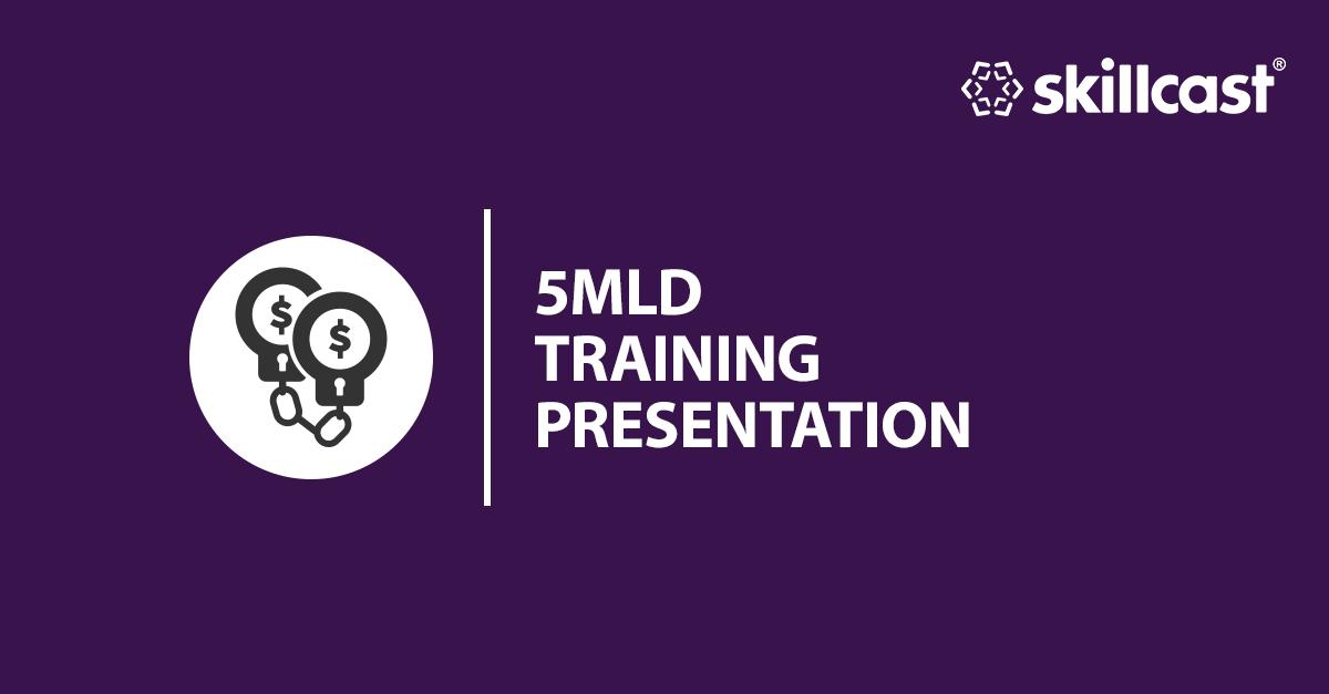 5MLD Training Presentation