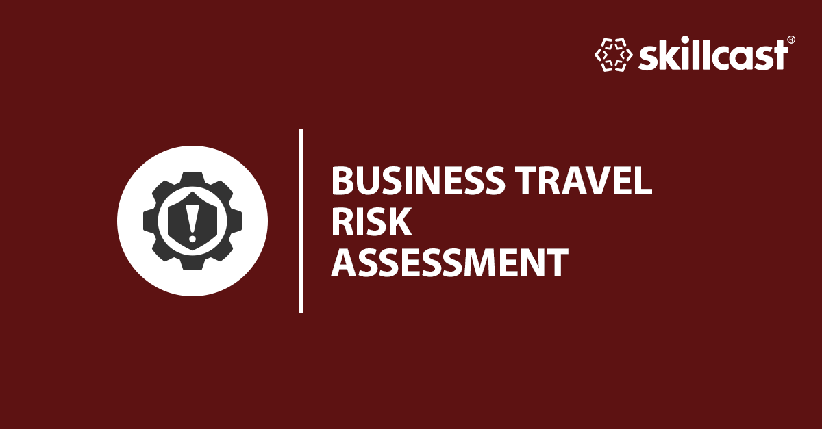 Business Travel Risk Checklist