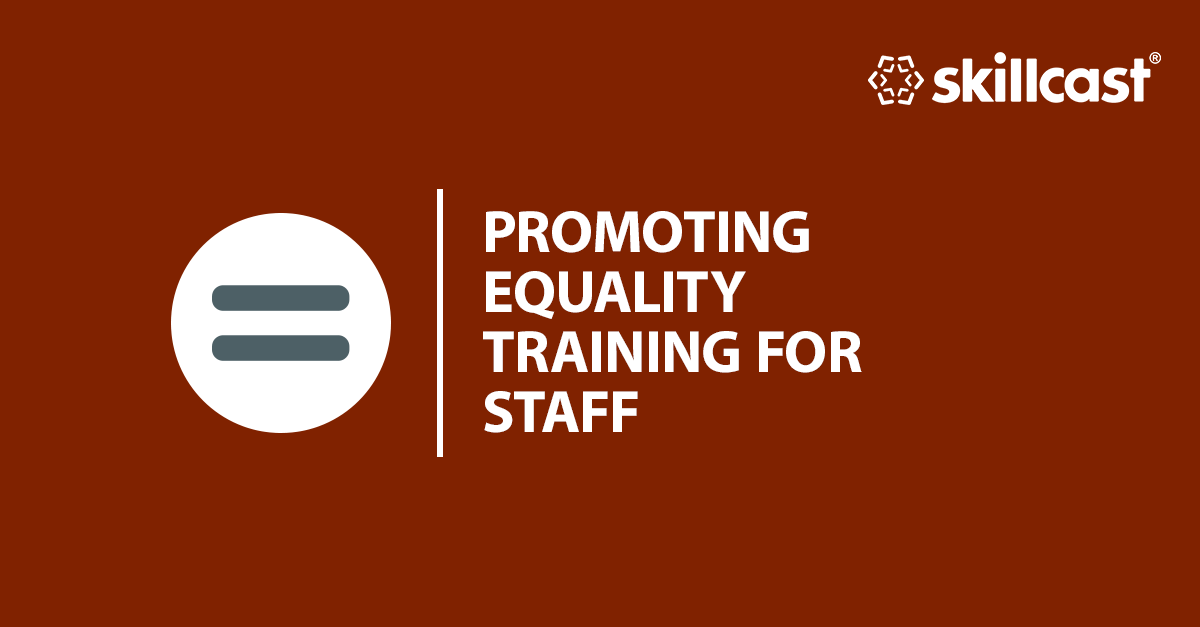 Promoting Equality Training Presentation for Staff