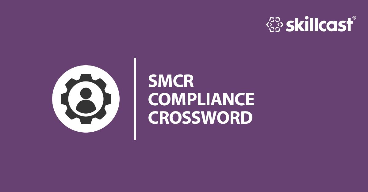 SMCR Compliance Crossword