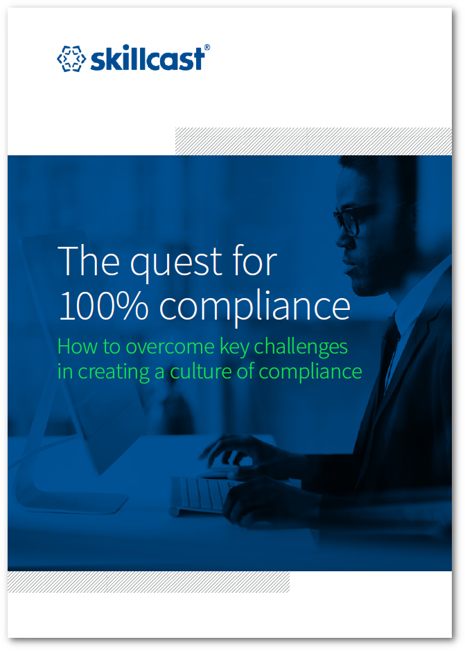 Skillcast 100 compliance eBook