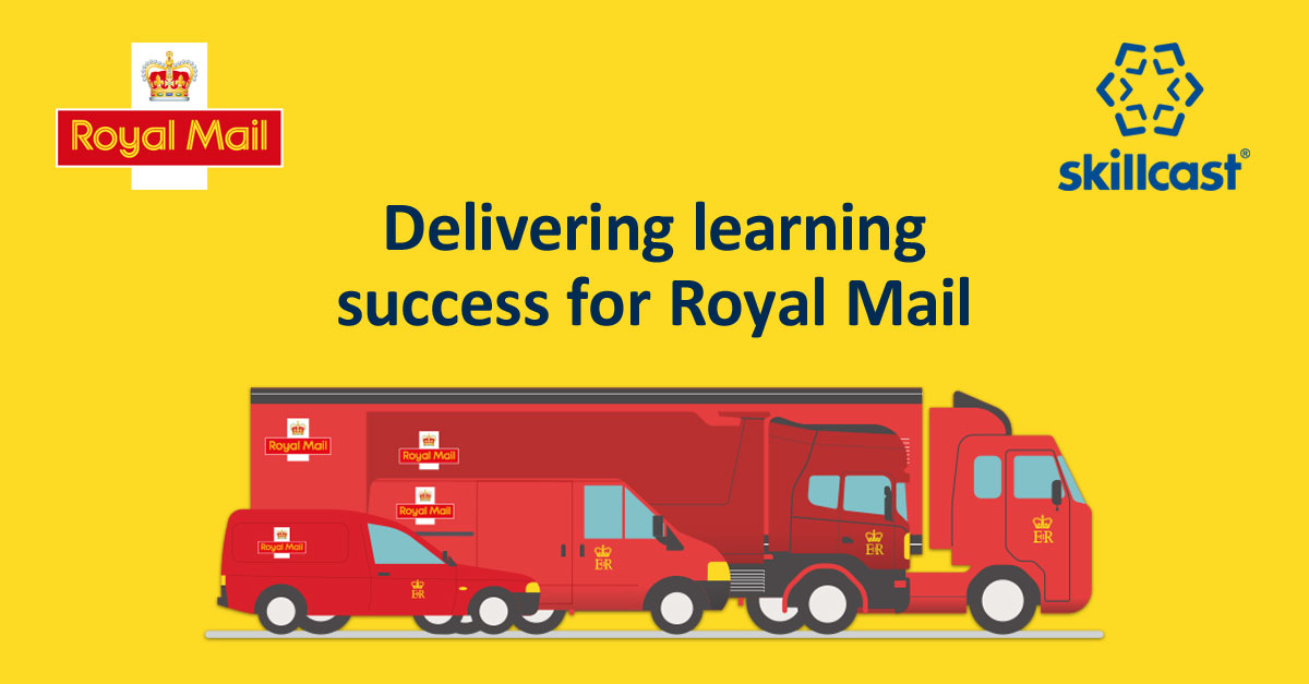 Royal Mail Gamified e-Learning