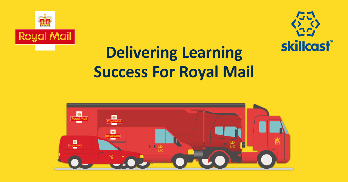 Royal Mail Success Story: Gamified E-learning