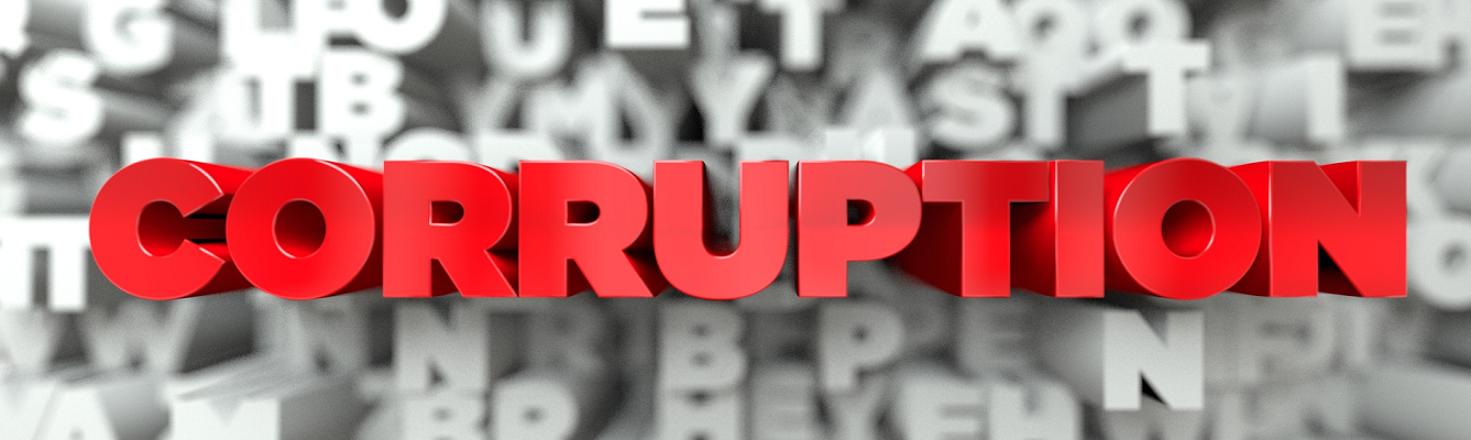 red flags of bribery and corruption