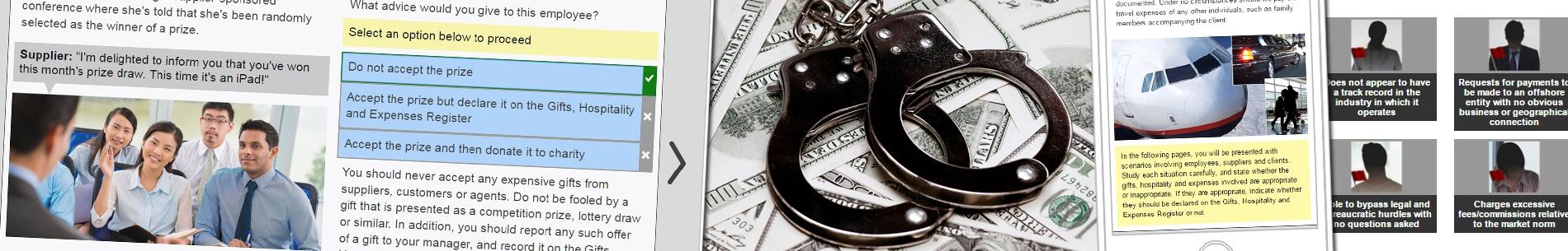 bribery training