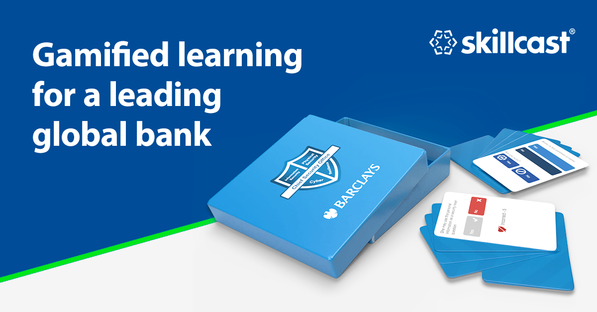 Gamified Learning for a Leading Global Bank